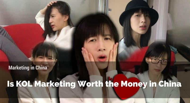 Is KOL marketing worth the money in China?