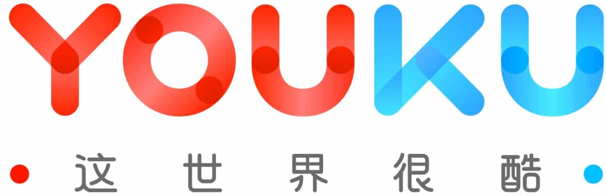Youku youtube of China
