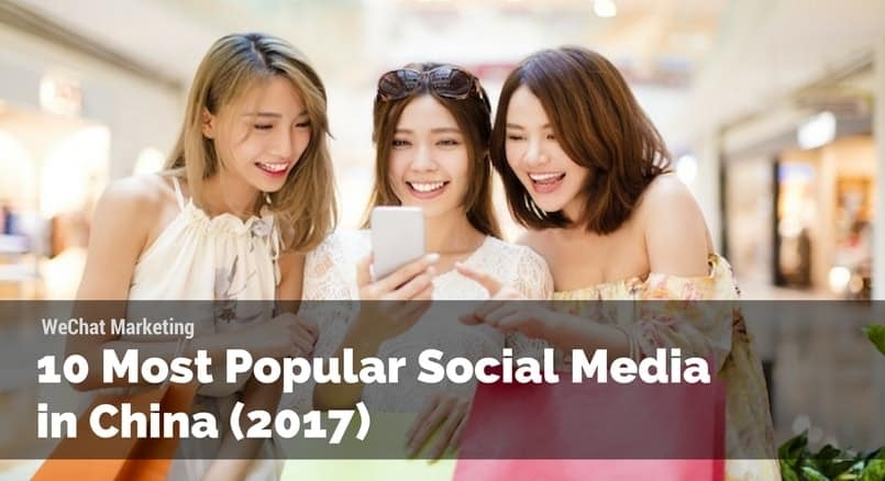 10 Most Popular Social Media in China