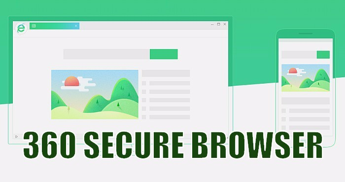 360 Secure Browser - Dragon Social