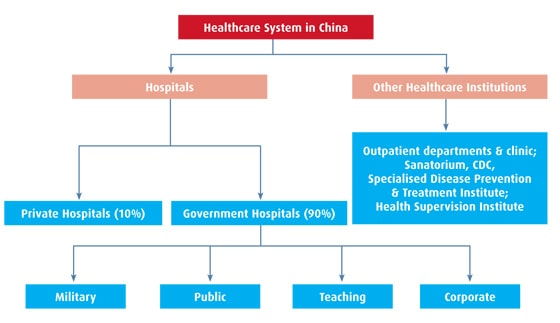 China Healthcare Trends system 2017
