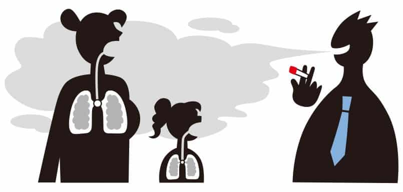 Second hand smoke China 2017 healthcare trends