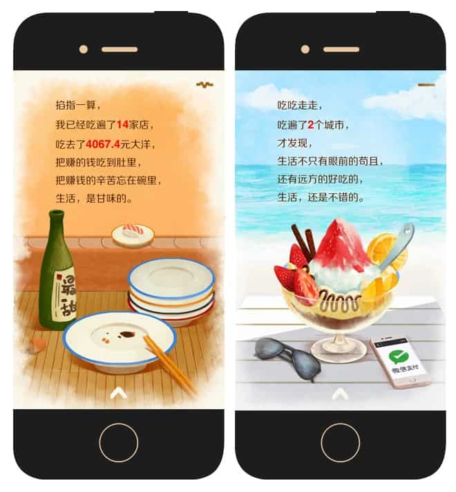 WeChat H5 marketing wechat pay