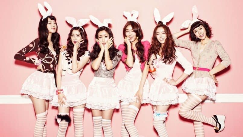 Chinese plastic surgery influences k-pop