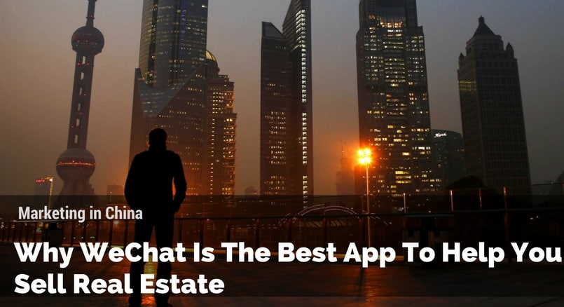 Use WeChat to Sell Real Estate In China