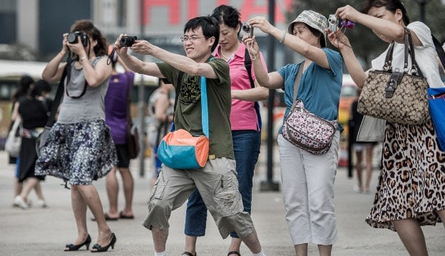 Chinese luxury travellers want comfort