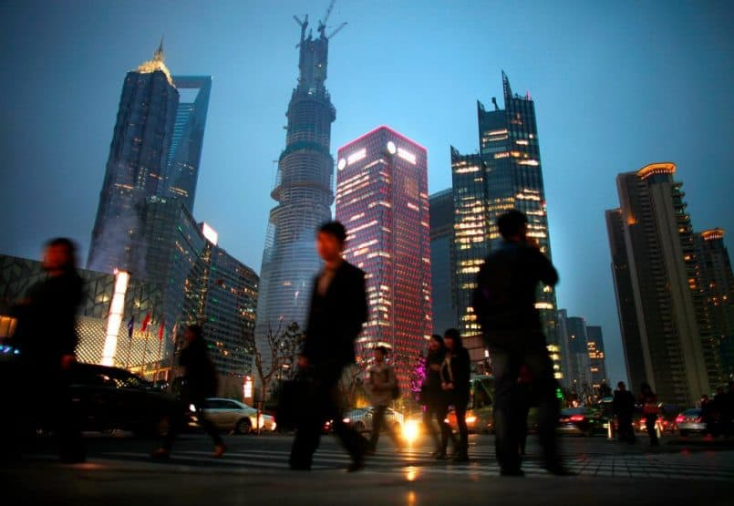 Different cities will have different versions of the Chinese middle class
