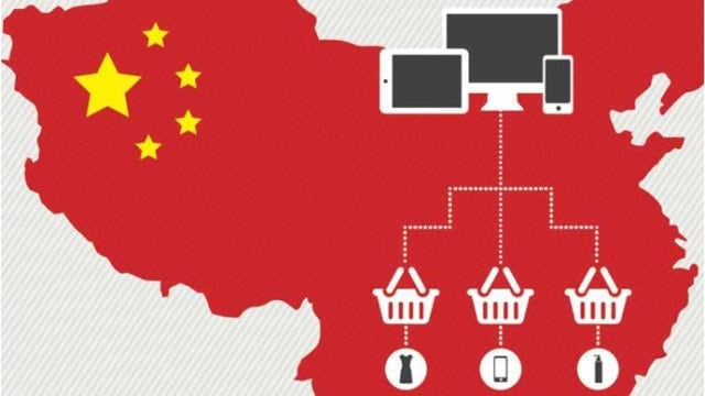 E-commerce drastically affects advertising in China