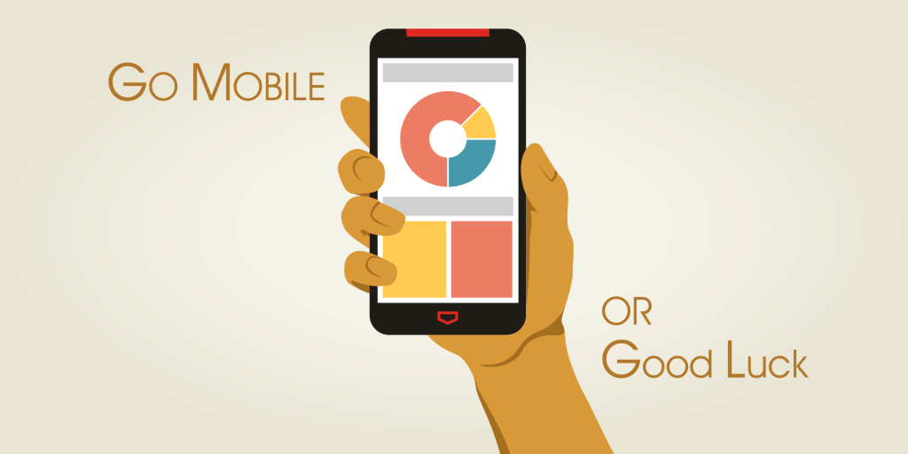 Mobile has already overtaken desktop in terms of search queries.
