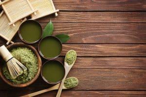 Green Tea Flavour
