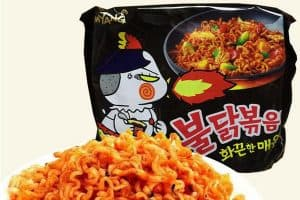 Korea's Turkey noodles