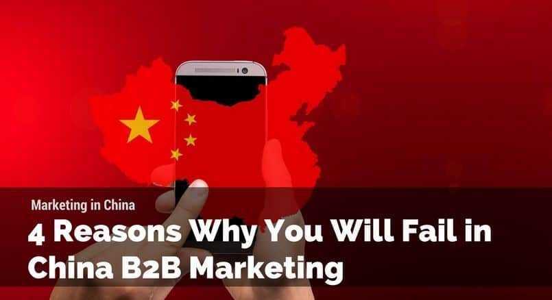 china b2b marketing, china marketing, china marketing agency, china market
