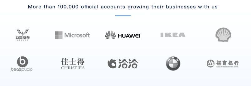China marketing, WeChat, WeChat marketing