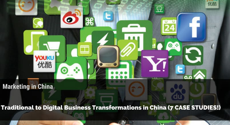 Traditional to Digital Business Transformations in China (7
