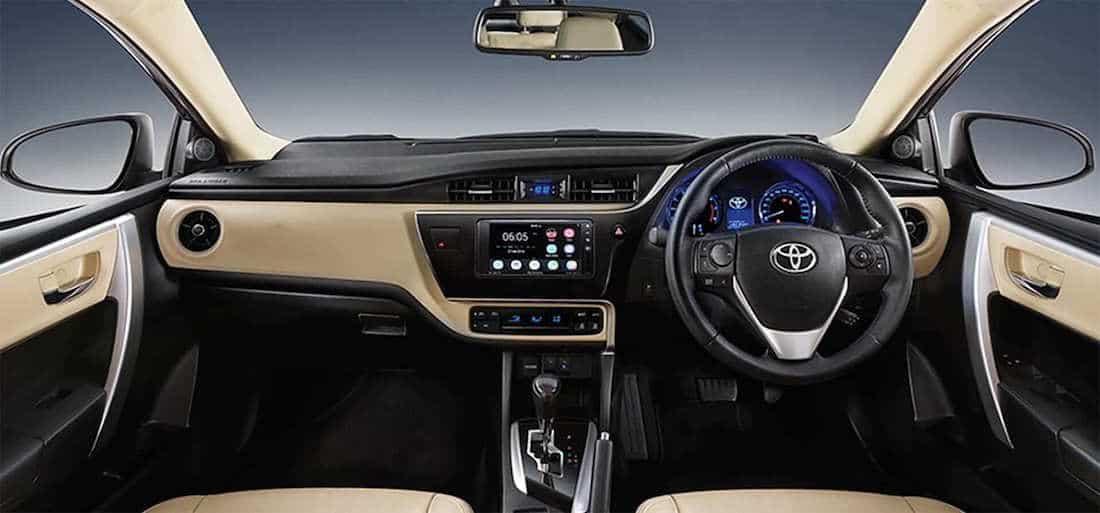 Toyota Corolla Dragon Social 2