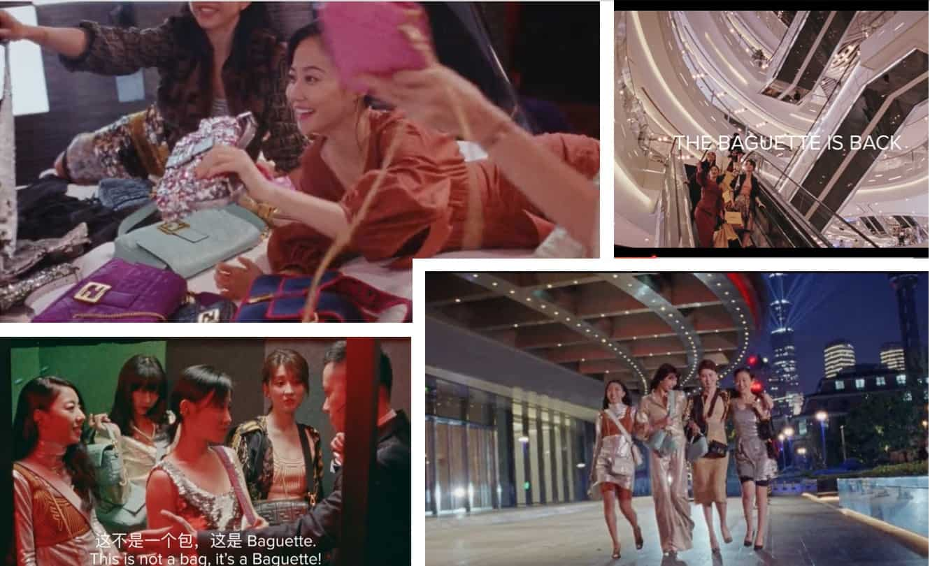 Fendi, Marketing in China, Marketing Mistake, Dragon Social, Baguette