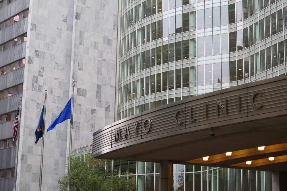 The Mayo Clinic as well as other hospitals are internationally recognized as some of the best providers in the world.