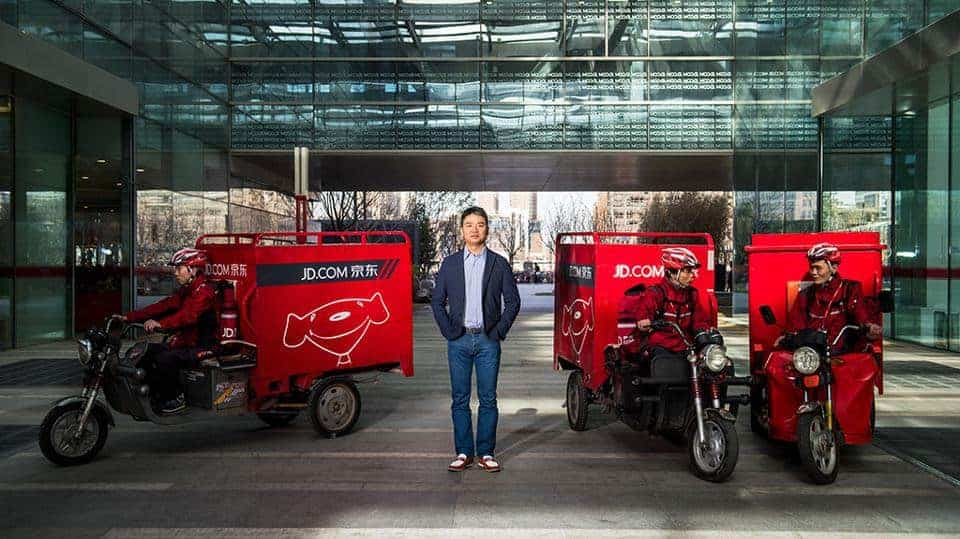 JD even opened up its logistics arm, JD Logistics, for investment in February 2018. It was able to raise $2.5 billion at a $13.5 valuation. It's logistics arm has given it a competitive advantage among competing China shopping apps