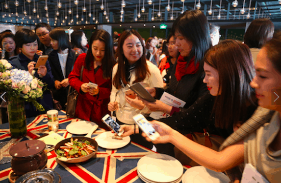 Food is GREAT exhibition | Dragon Social