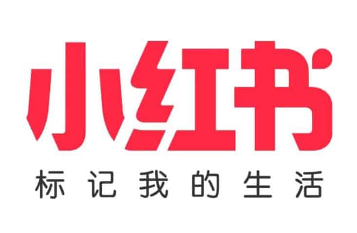 The Logo of XiaoHongShu | Dragon Social