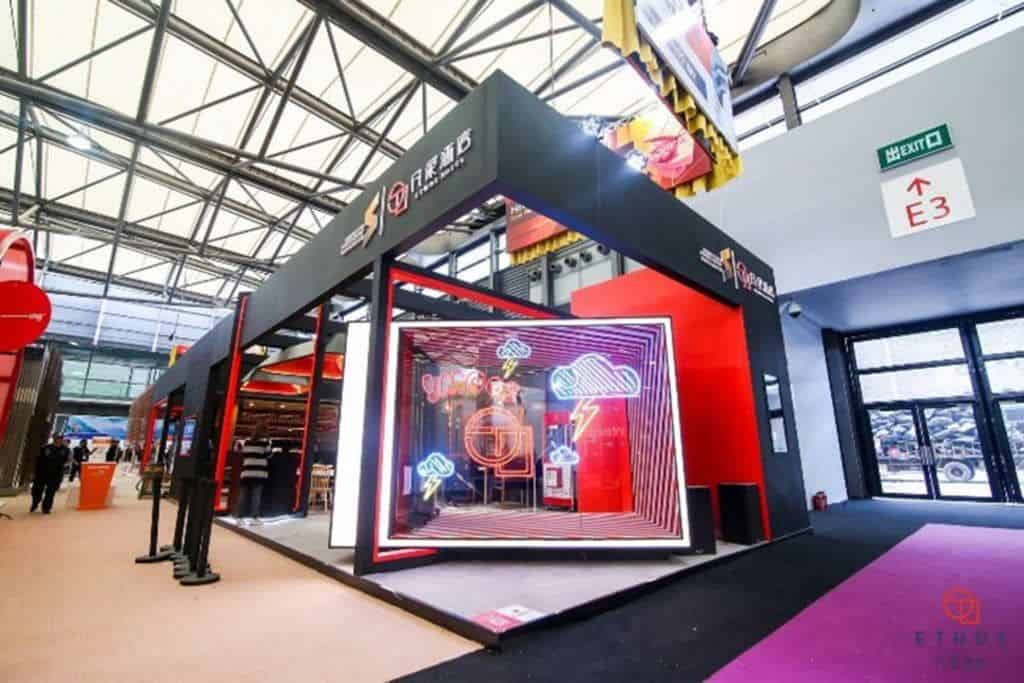Pop Up Stores, Events, and other experiential marketing efforts have proven effective for brand building among the younger generations in China.